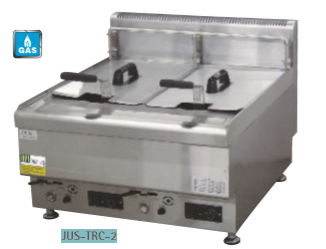 FRITEUSE 2 X 10 L - SERIE 650